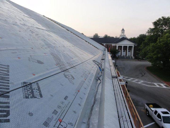 Commercial Project The Ligonier Diamond Kuzmkowski Roofing