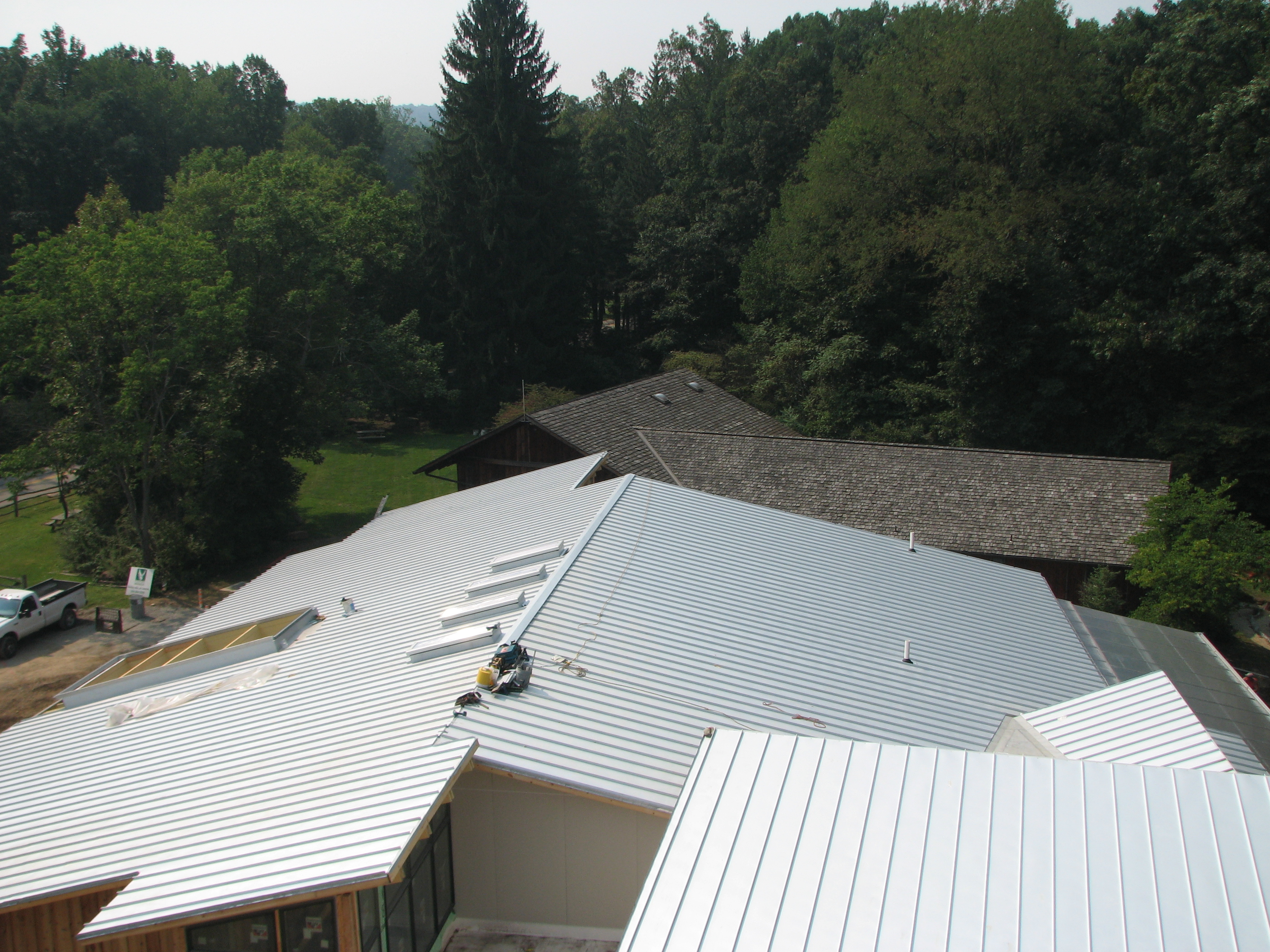 ligonier diamond roof
